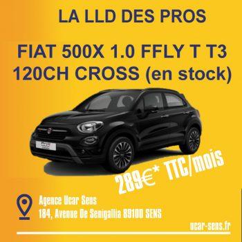 LLD Fiat 500X